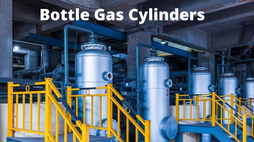Bottle Gas Cylinders