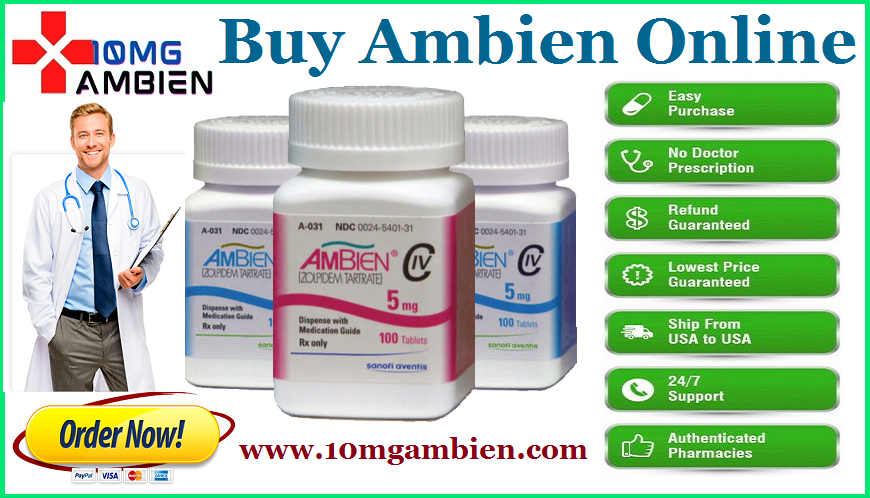 Buy Ambien Online - 10mgambiencom.com