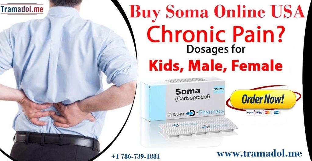 Buy Soma Chronic Pain - tramadol.me